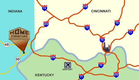 Map Of Indianapolis Showing Us Globalinterco - Map of indianapolis showing us 52